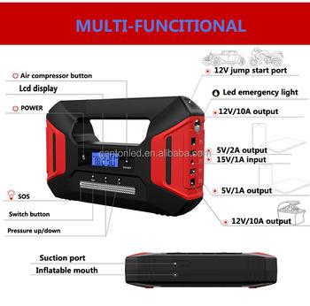 Portable Car Jump Starter >> Portable Car Power Battery Jump Start 12v Car Jump Starter Booster Buy Booster 12v 24v Battery Booster 24v Battery Booster Pack Product On