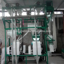 mini wheat flour mill/wheat processing plant
