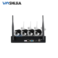 4CH AHD DVR KIT 720P CCTV DVR KIT, H.264 AHD DVR KIT