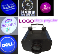 30w logo gobos watermark light stage laser projector