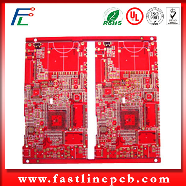 Custom Rigid Circuit Board PCB copy / PCB clone service provided