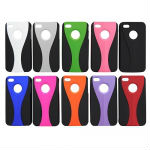 10PCS Plastic Protective Back Case for iPhone 4G