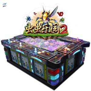 2019 Seafood Paradise 3 Arcade Cheats Fish Game Table Gambling fish hunter arcade game USA bird's paradise