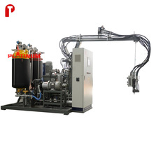 high pressure pu polyurethane foam injection machine for wall and roof insulation panel and etc