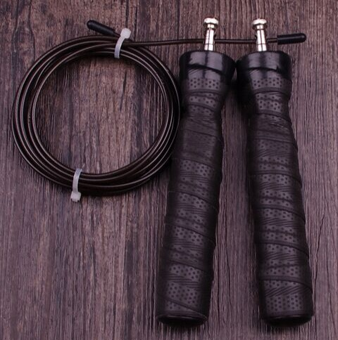 Professional Manufacturer Wire Skipping Jump Rope With Bearing Wholesale Jump Rope
