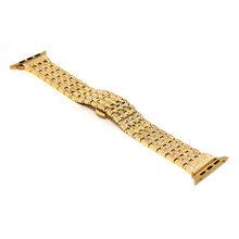 Роскошный высококлассный Алмазный чехол для часов ручной работы, защитный чехол для Apple watch iwatch серии 4123 38 44 мм 40 мм 42 Ремешки для наручных ча...(Китай)