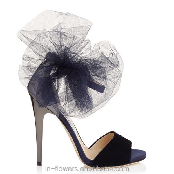 ladies fancy black Customized OEM sandal suede handmade qHxpHCIwR