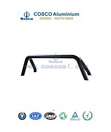 Aluminium Alloy Automotive Products with anodizing and powder coating