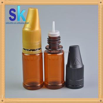 10ml Pet Dropper Bottle Plastic Bottle Cap Measuring Plastic E ...
