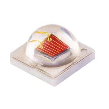 High quality  Epileds 3535 XP Ceramic 590NM Yellow Led Chip Diode source