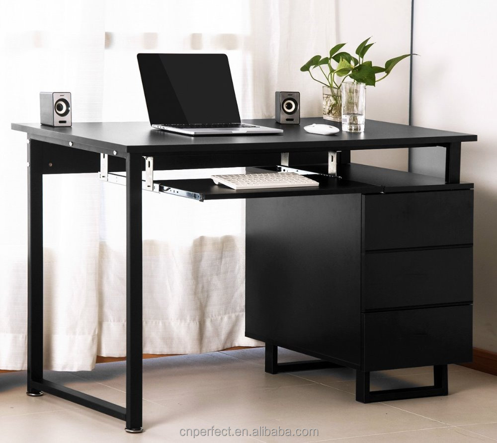 - Modern Design Laptop Stand For Bed Wooden Office Computer Desk
