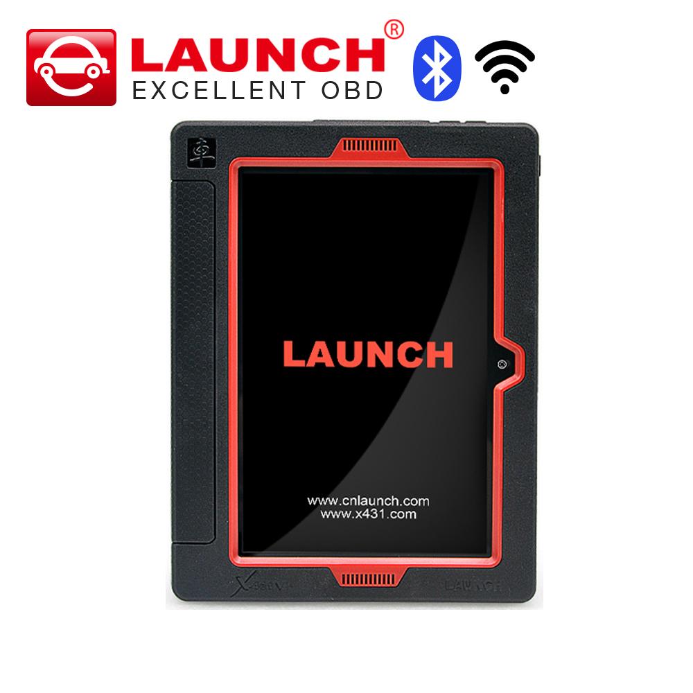 2015 100% оригинальный launch-x431 в + Wifi Bluetooth глобальная версия системы сканера launch-x431 в плюс обновление один клик