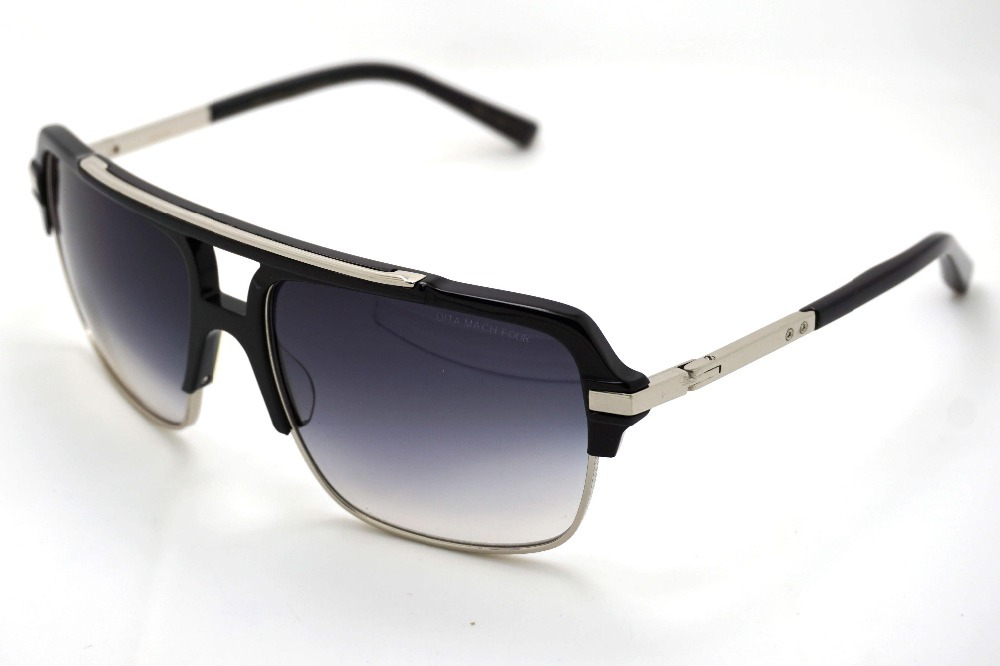 eaf26bd8cee Dita Mach Four Unisex Model Design Mirror Lens High Quality Acetate With  Free Original Case Mirrored Sunglasses Heart Sunglasses From Shop To Shop