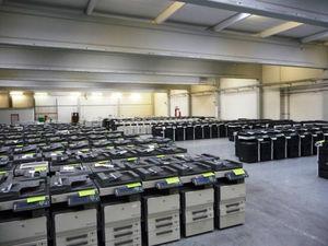 Kyocera Mita, Kyocera Mita Suppliers and Manufacturers at