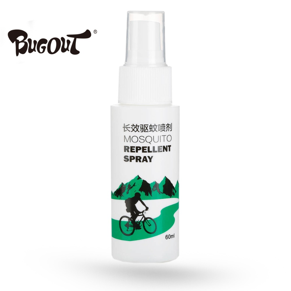 Bugout Mosquito Repellent Spray For Children And Adults Outdoor Activities