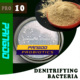 Denitrifying bacteria use the oxygen in nitric acid under the anaerobic condition