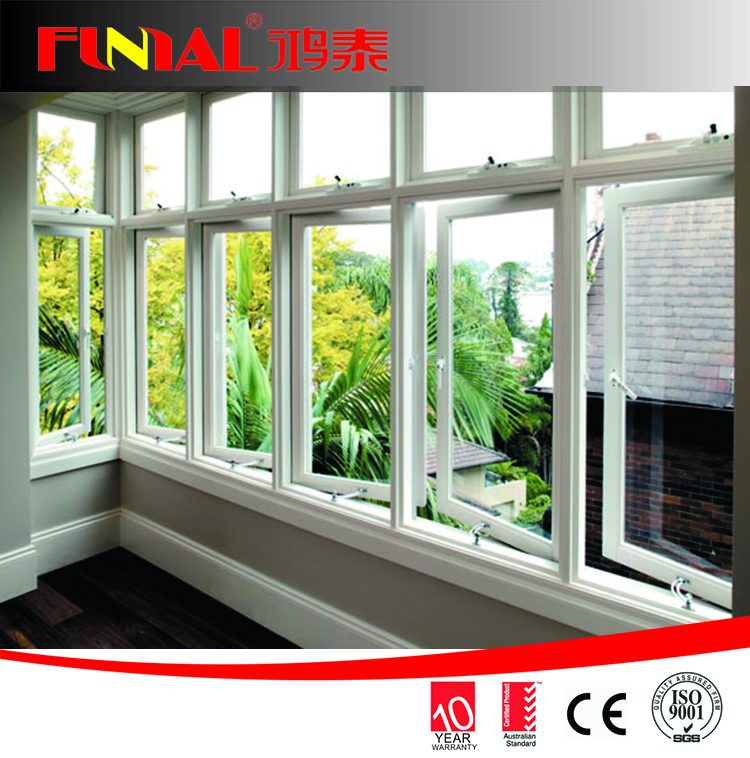 China container homes aluminium casement window