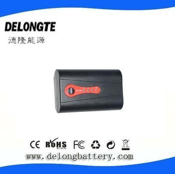 7 4 v 2400 mah tragbare heizung kleidung batterie. Black Bedroom Furniture Sets. Home Design Ideas