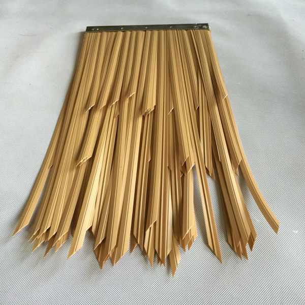 Plastic Straw,Plastic Thatch,Pe Straw Roof Tiles