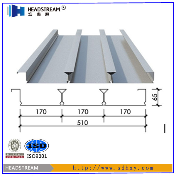 Flooring galvanized steel grating galvanized composite steel floor decks for building materials