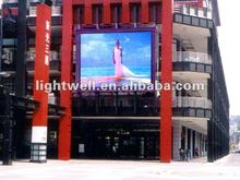 SHOCK PRICE!!!!!competitive long viewing distance store/supermarket p10 outdoor video led advertising screen