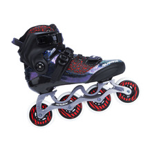 PAPAISON 2019 novo design mould CNC integrado quadro de fibra de <span class=keywords><strong>carbono</strong></span> patins inline velocidade patins <span class=keywords><strong>skate</strong></span> freestyle