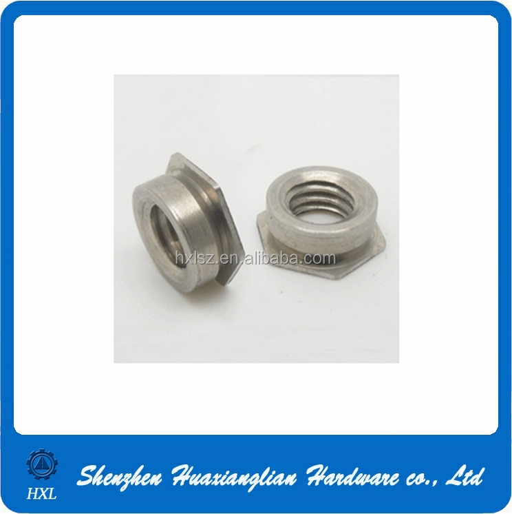 Self clinching flush nut from china fasteners #4 to 1/4'' and M2-M6