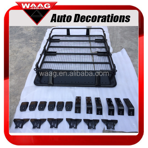 Car Roof Luggage Rack Land Cruiser Luggage Rack Universal Roof ...