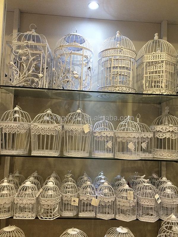 Elegant Decorative Bird Cage For Wedding Or Decoration