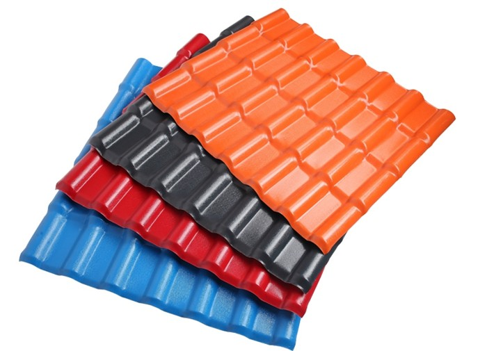Discount Pvc Roof Tile /low Price Roofing Tiles /low Cost Roofing Sheets In  Kerala