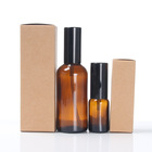 Custom any difference size recycled 30ml to 500ml cardboard dropper bottle cardboard cosmetic box packaging