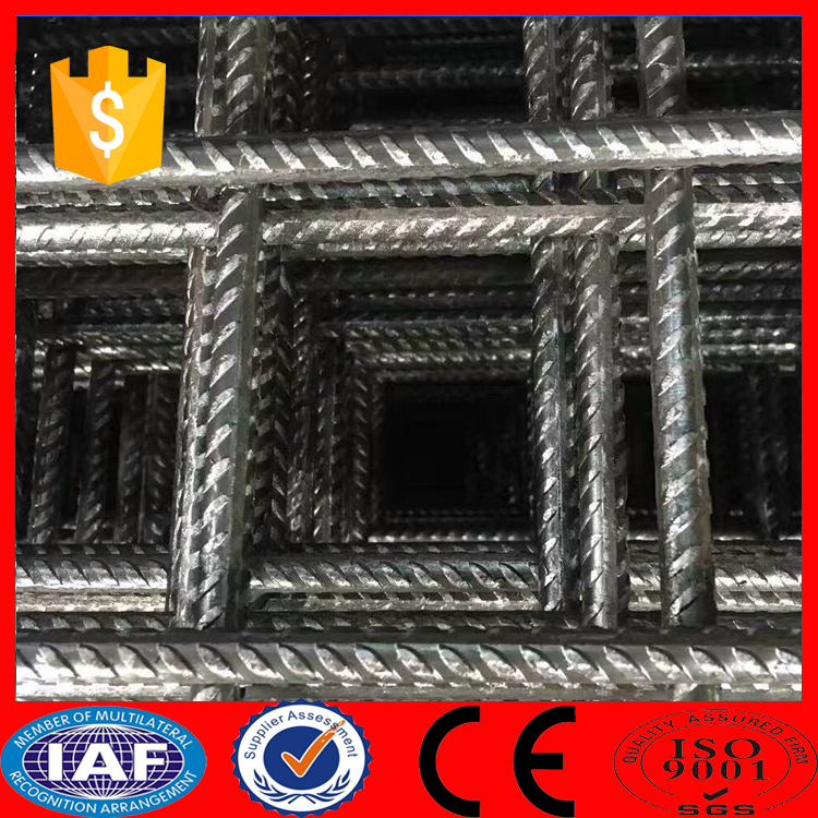 Reinforcement Welded Rectangular Reinforcing Mesh