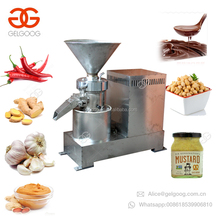 Chinese Commercial 5Kg Canned Amul Cashew Nut Grinder Organic Cocoa Liquid Mill Shea Crude Peanut Butter Grinding Machine Price