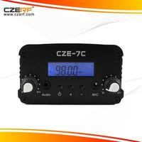 CZE-7C 7W FM Transmitter for Broadcasting Radio Station