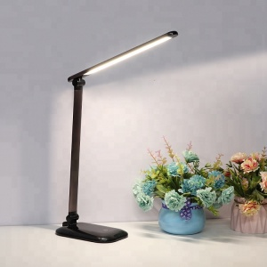 UY-A36 Shenzhen Suppliers Cheap Reading Books Desk Lamp Dimmable Flexible LED Table Lamp