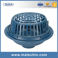 Foundry Customized Precisely Ductile Cast Iron Water Meter Cover