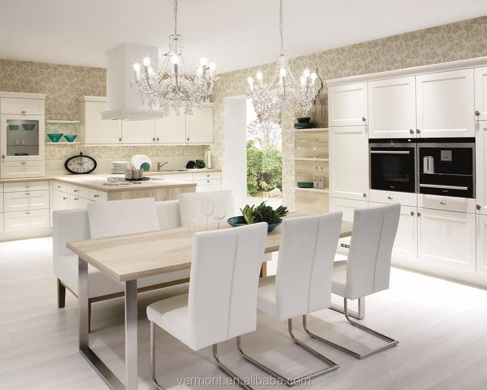 2019 Vermont New White Modular Rta Kitchen Cabinet With ...