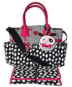 Betsey Johnson Diaper Bag Find