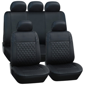 Full set waterproof universal leather car seat cover