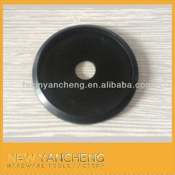 Sottile rondella di plastica/nero rondelle in nylon/plastica guarnizione della flangia 25mm ...