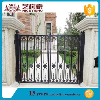 House Iron Gate Design,Modern Iron Gate Designs,Latest Main Gate ...