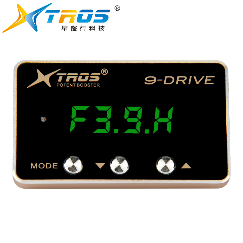 wholesale mahindra spare parts tuning accessories car electronic throttle controller accelerator sprint booster in China