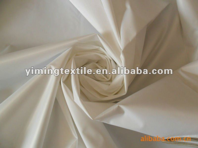 high quality woven twill satin, white shining,Satin fabric