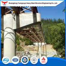 China Factory Supply High Quality Truss Bridge Portable Small Steel Bridge for Sale