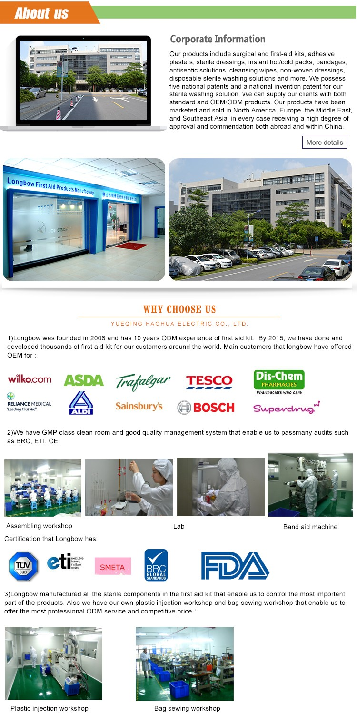 China Manufacturer Eye Wash With Body Shower