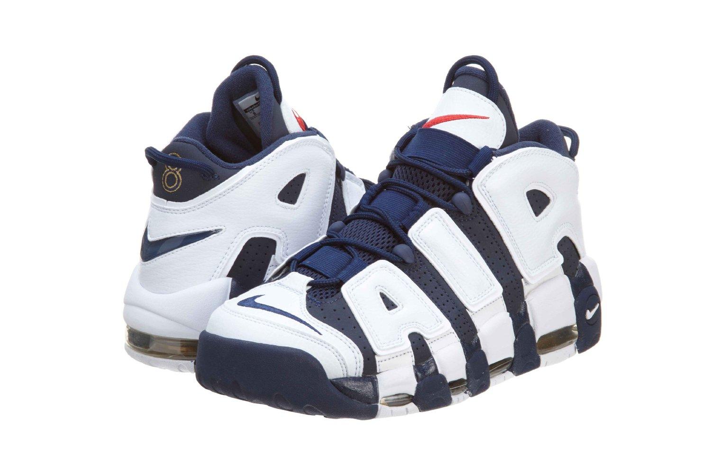 4c647c57d51b Get Quotations · Nike Air More Uptempo Mens 414962-401