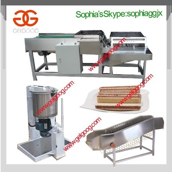 Swashing Machine For Wafer Production Line|Automatic Wafer Biscuit Production Line|Multifunctional Wafer Production Line