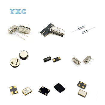 YXC 1- 650MHz Programmable Customizable Quartz Crystal Oscillator & resonator