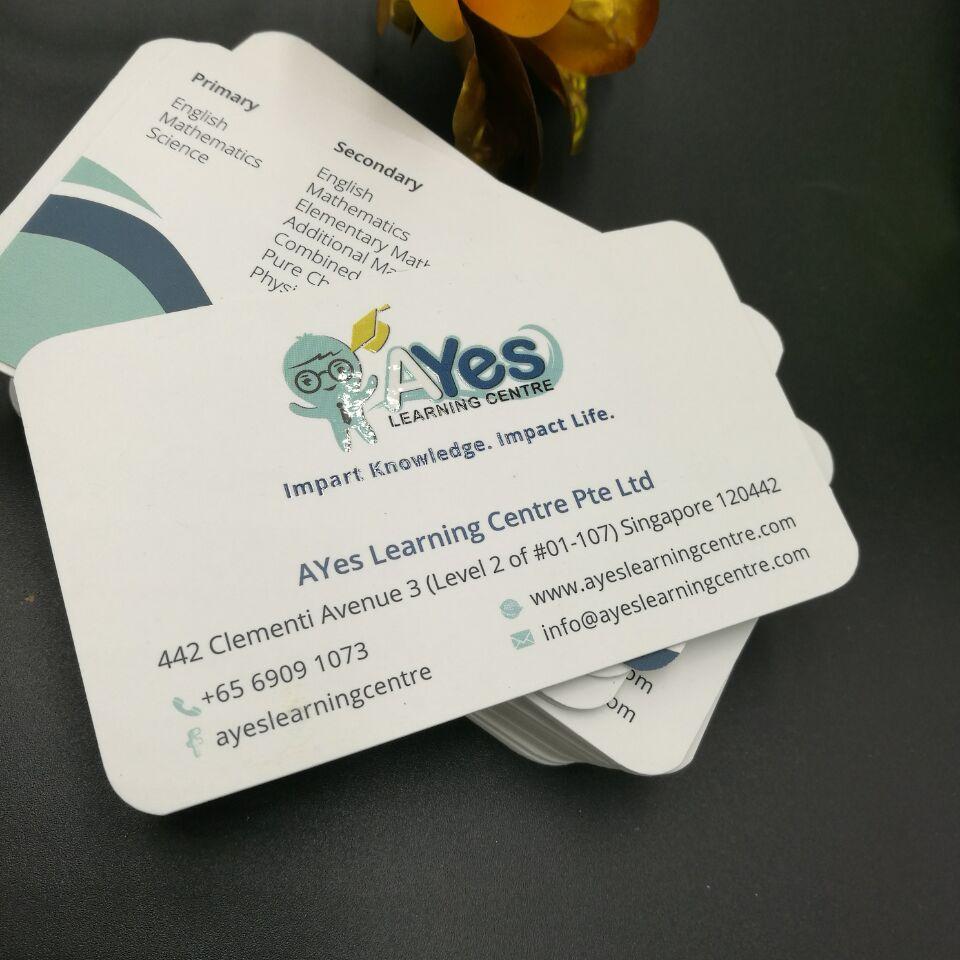 Spot Uv,Gold Foil & Raised Business Cards - Buy Business Cards Spot ...