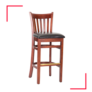 modern furniture restaurant dining room wood bar chair
